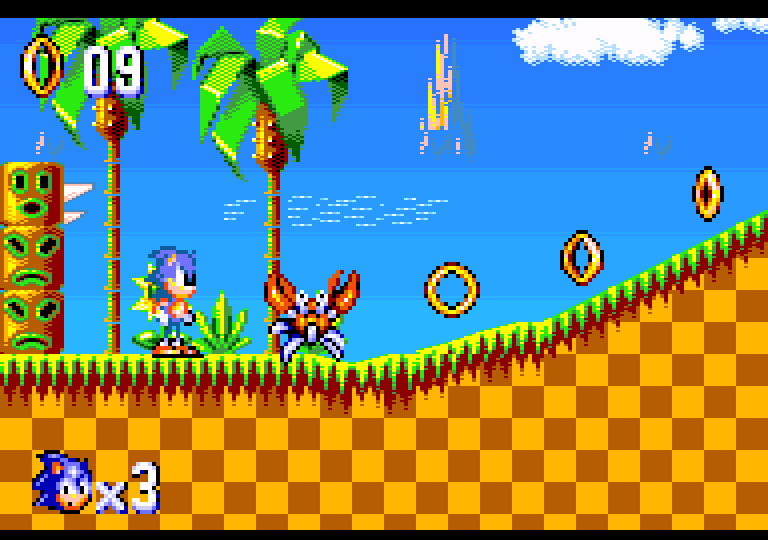 Announcing Sonic Gx A New Episode Of Sonic The Hedgehog For Amstrad Gx 4000 Plus Machines Norecess